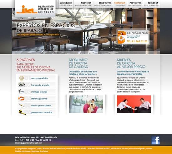 P ginas web de muebles y decoraci n for Paginas web decoracion