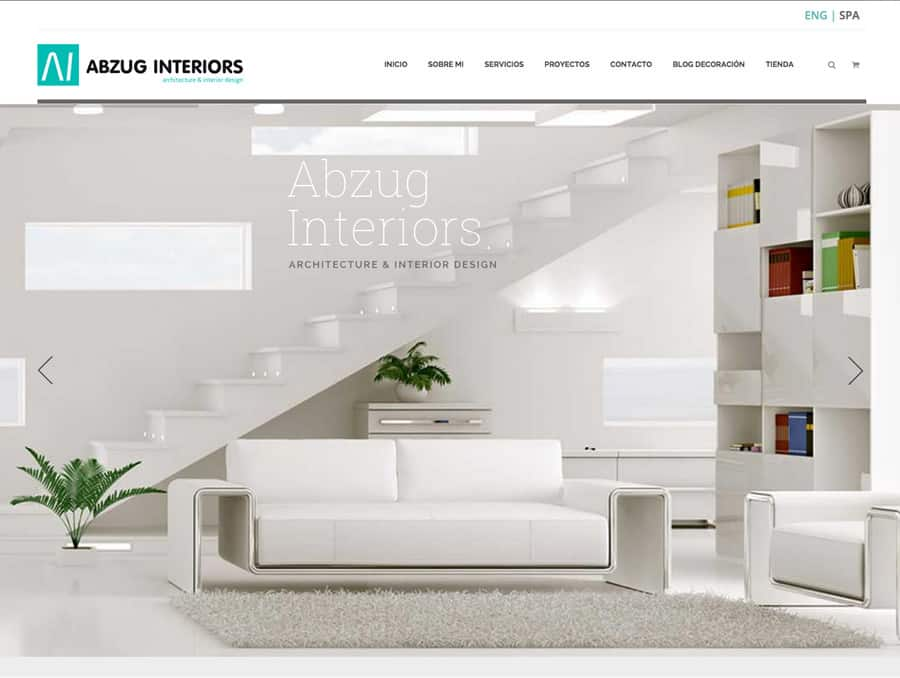 p ginas web de muebles y decoraci n