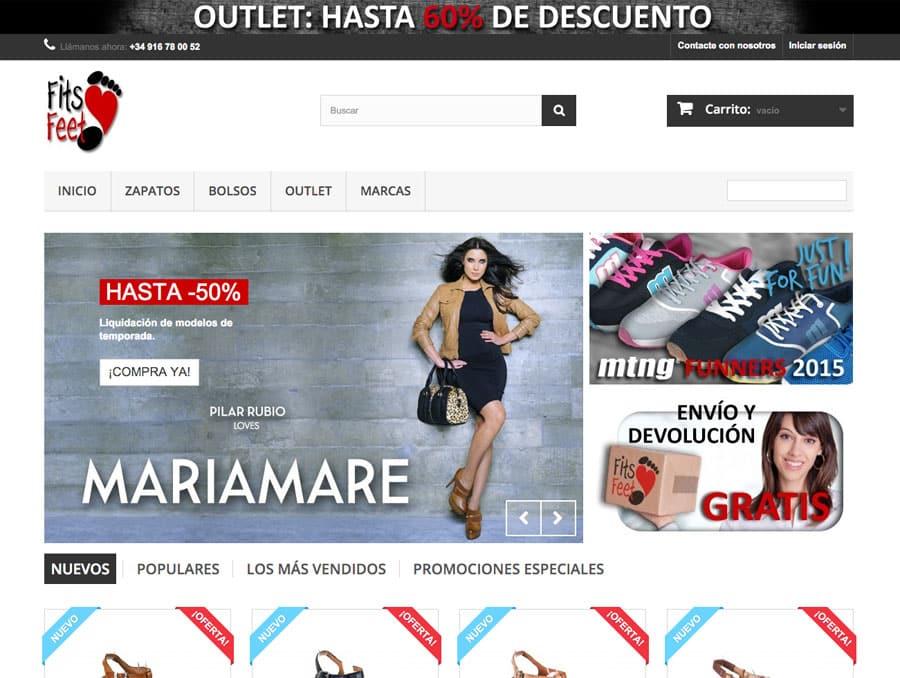 11aecde13 ᐅ Diseño de tiendas online de moda