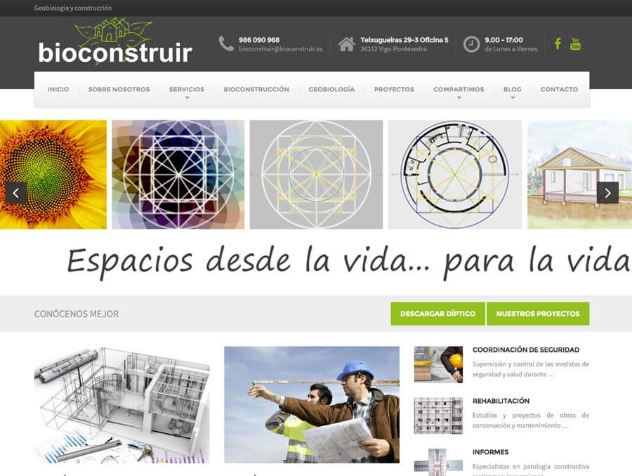 P ginas web para constructoras y arquitectos for Paginas de construccion y arquitectura