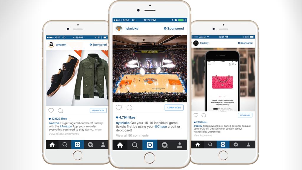 como usar instagram para empresas anuncios