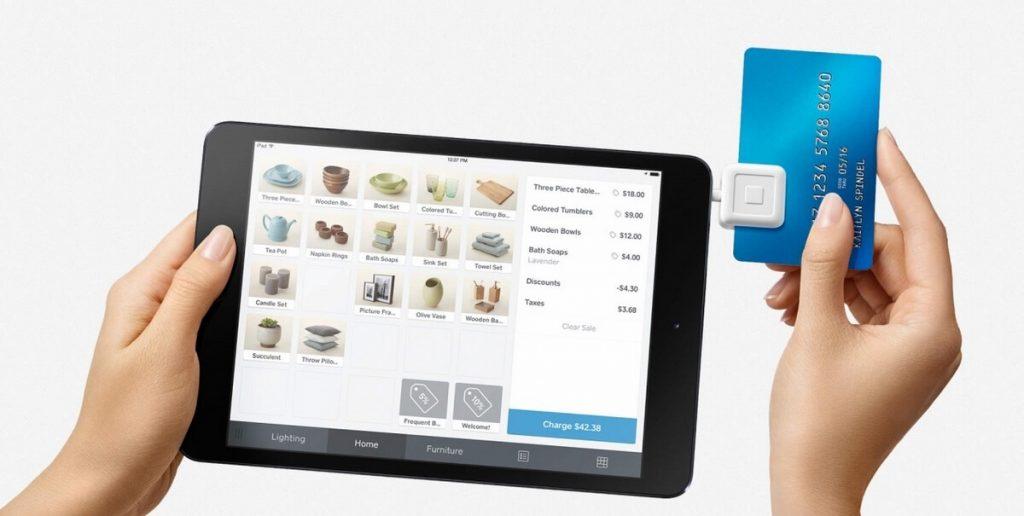 métodos de pago online más utilizados-square