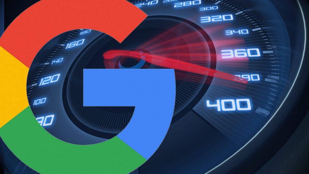 test de velocidad web-google