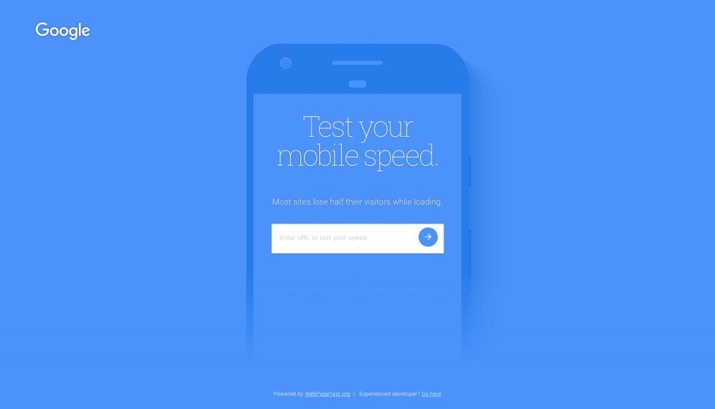 test de velocidad web-herramienta-google insignts tool
