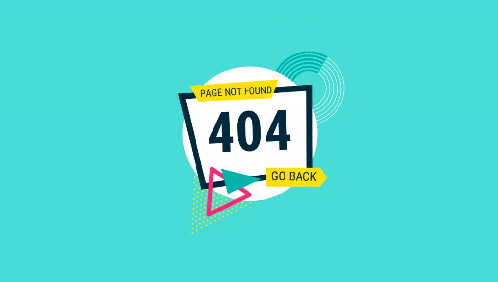 mejoreas ejemplos paginas error 404