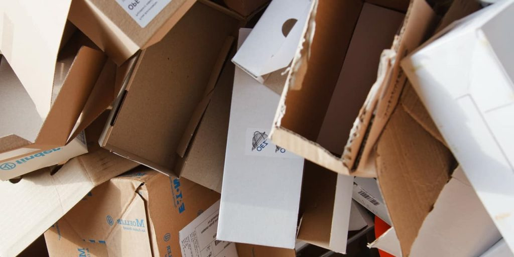 ley de devolución de productos en España-packaging