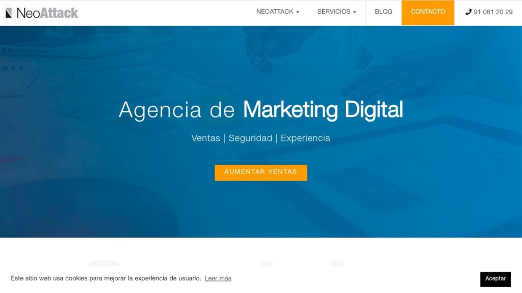 agencias SEO de España-NeoAttack