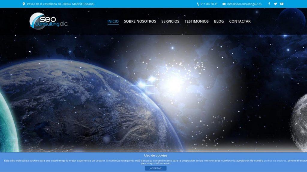 agencias SEO de España-SEO Consulting Alc