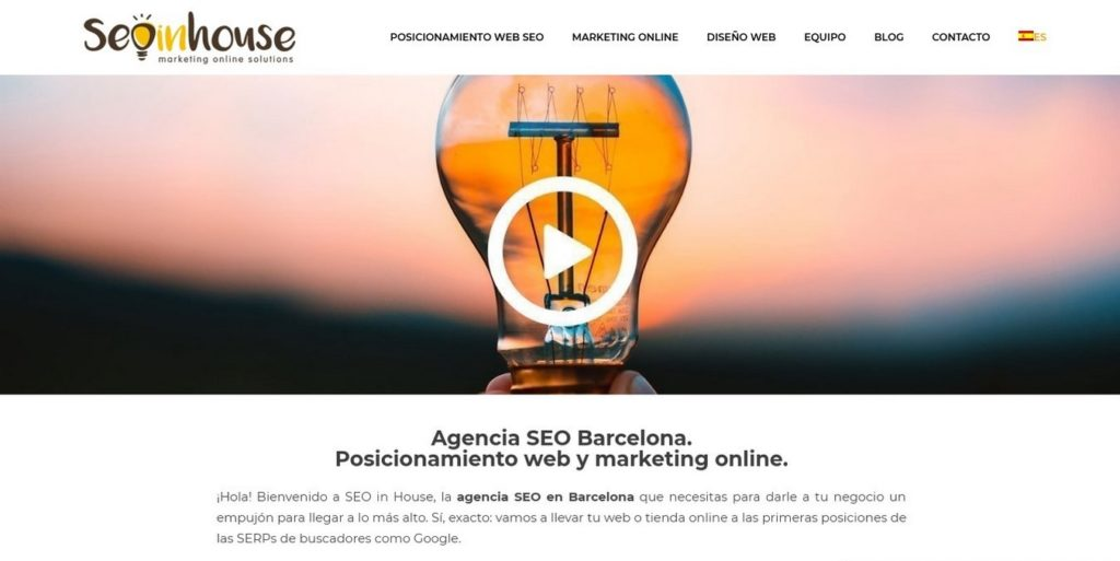 agencias SEO de España-SEO In House