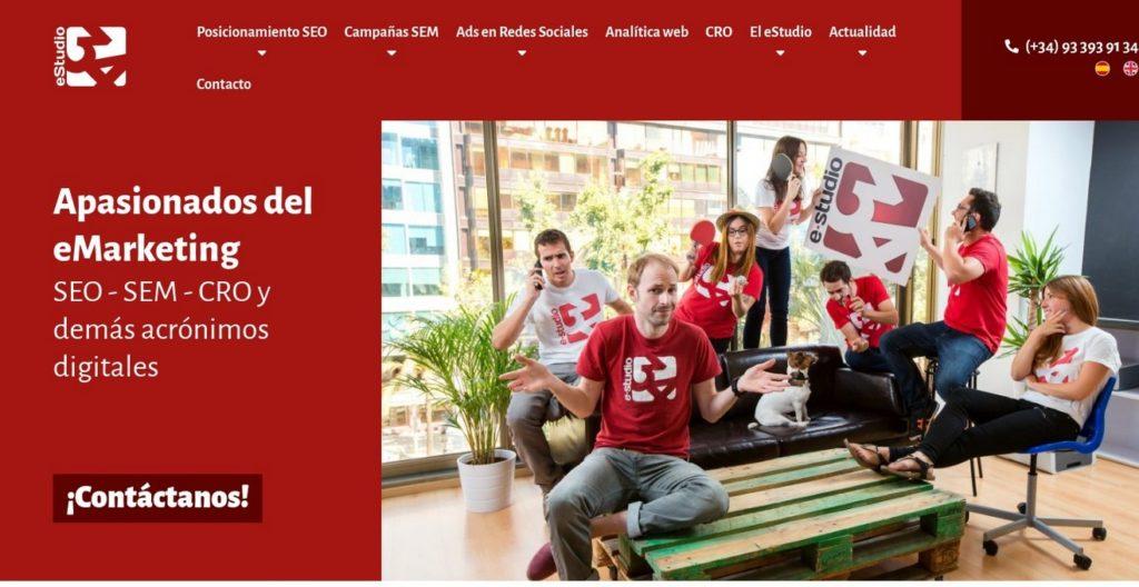 agencias SEO de España-estudio34