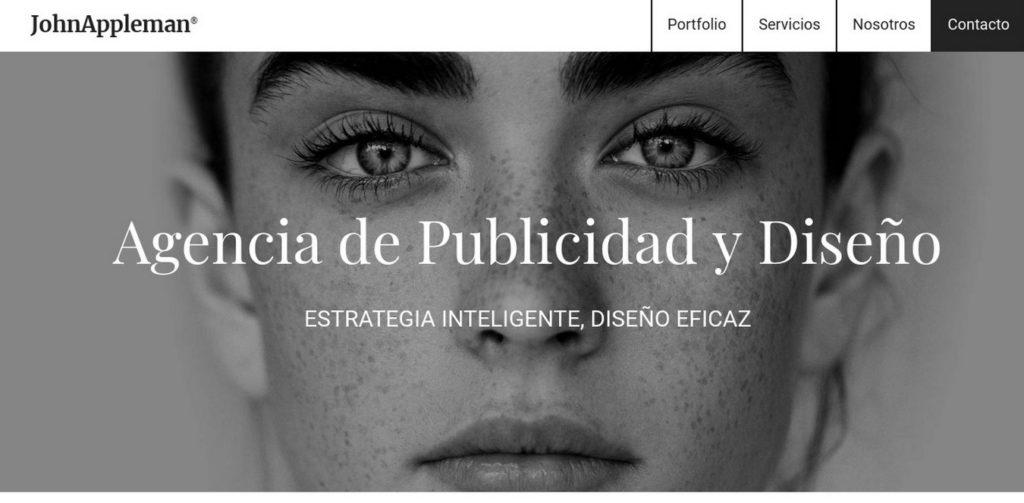 las mejores agencias de diseño web de España-John Appleman