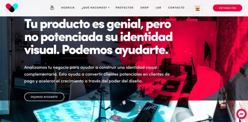 las mejores agencias de diseño web de España-somoswaka-Heartize
