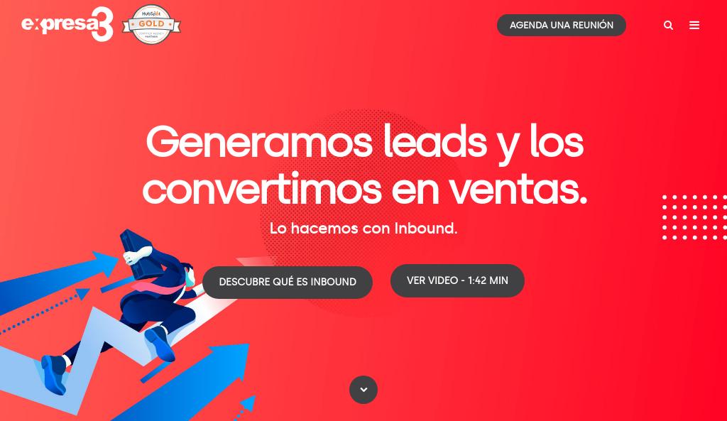 Las mejores agencias de marketing online de México-Expresa3