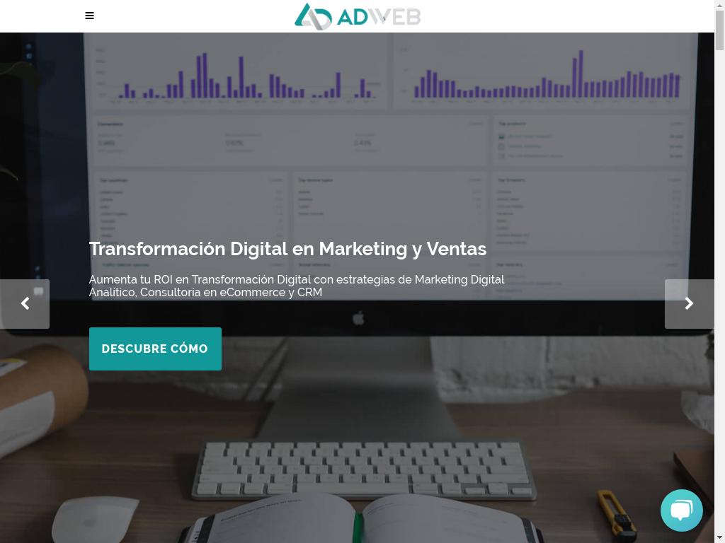 Las mejores agencias de marketing online de México-adwebsolutions