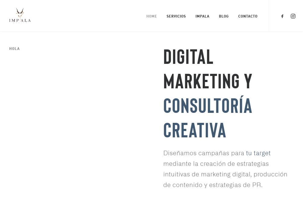 Las mejores agencias de marketing online de México-impalamexico