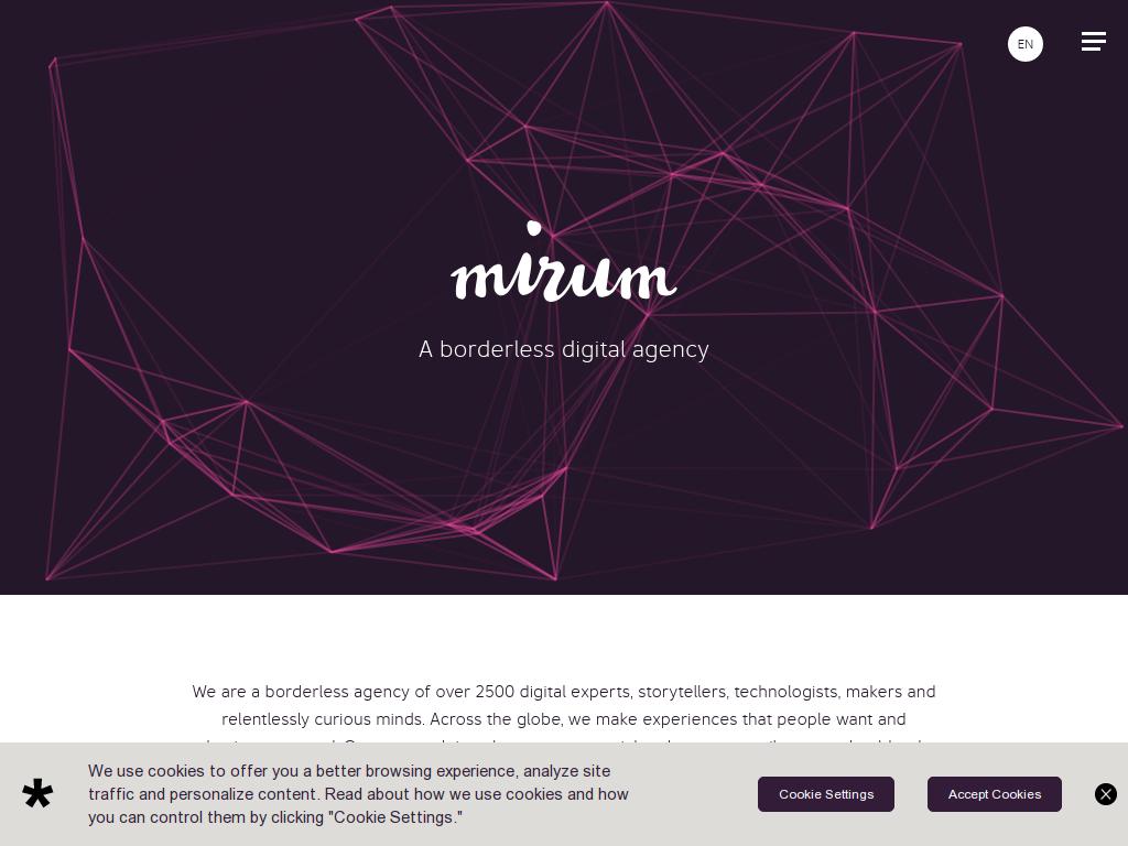 Las mejores agencias de marketing online de México-mirumagency