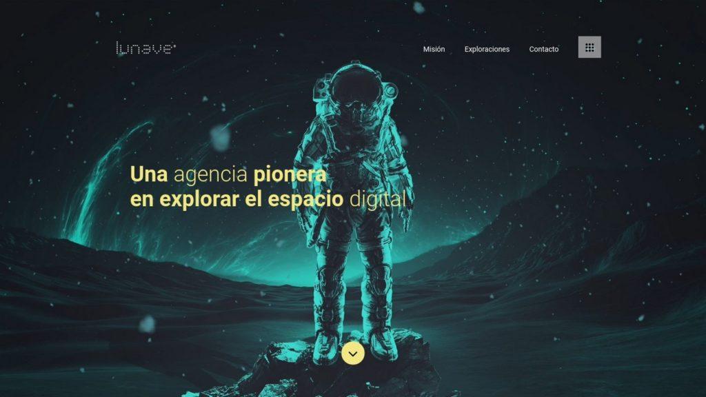 agencias de diseño web de México-Lunave