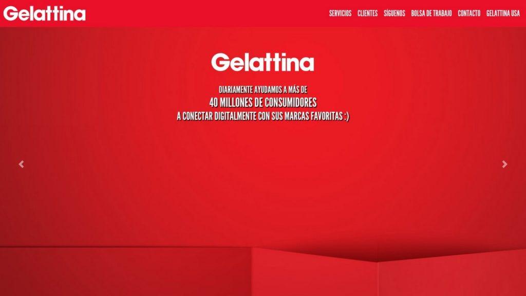 agencias de diseño web de México-gelattina