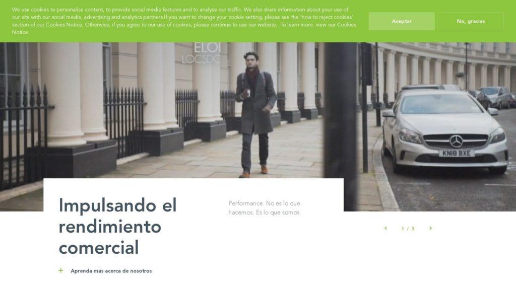 agencias de diseño web de México-iprospect