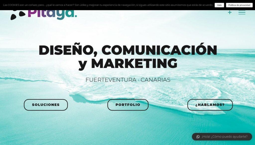 agencias de diseño web de México-pitayamkt