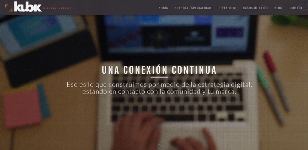 las mejores agencias SEO de México-kubik