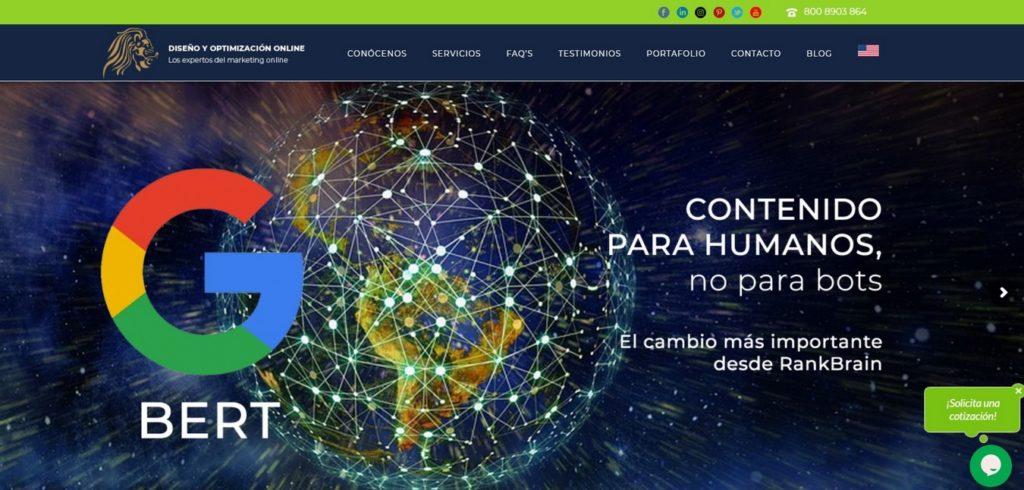 las mejores agencias SEO de México-optimización online
