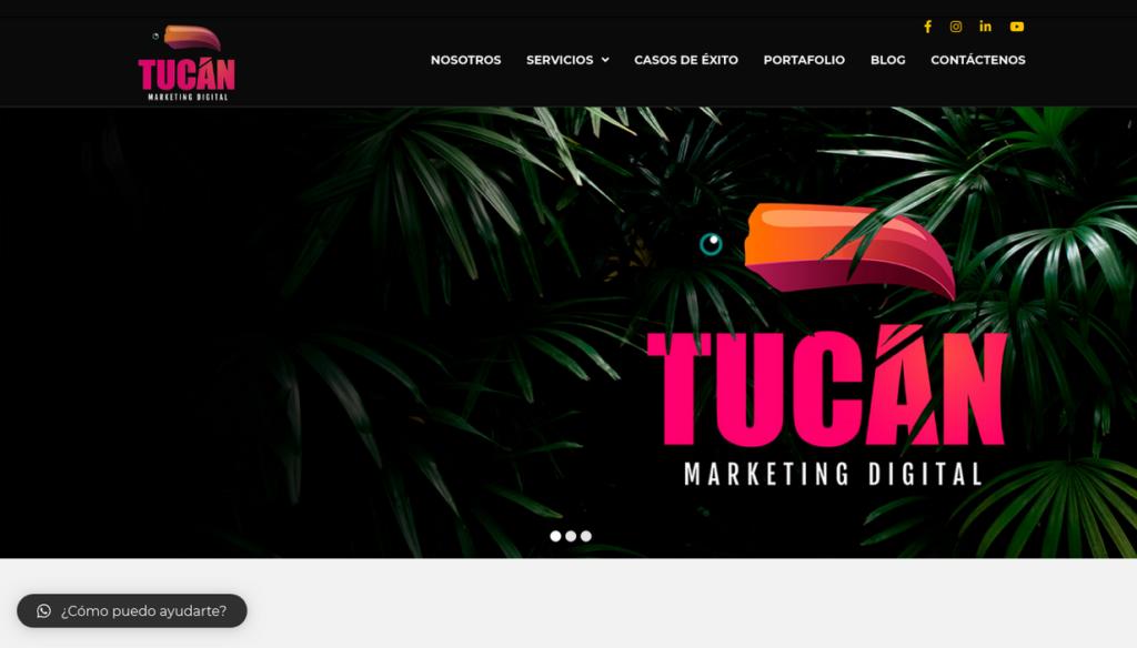 las mejores agencias SEO de Colombia-Tucan Marketing Digital