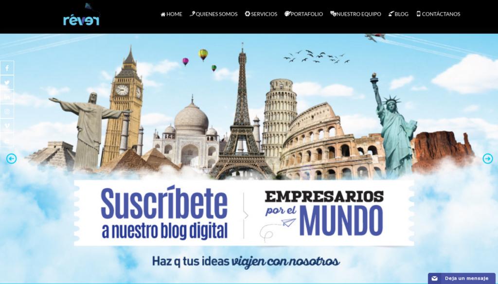 las mejores agencias SEO de Colombia-agenciarever