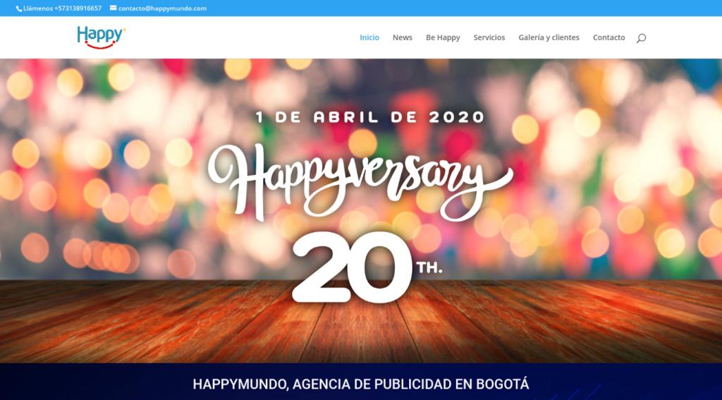 las mejores agencias SEO de Colombia-happymundo