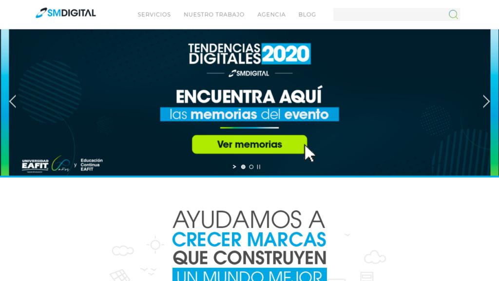 las mejores agencias SEO de Colombia-smdigital