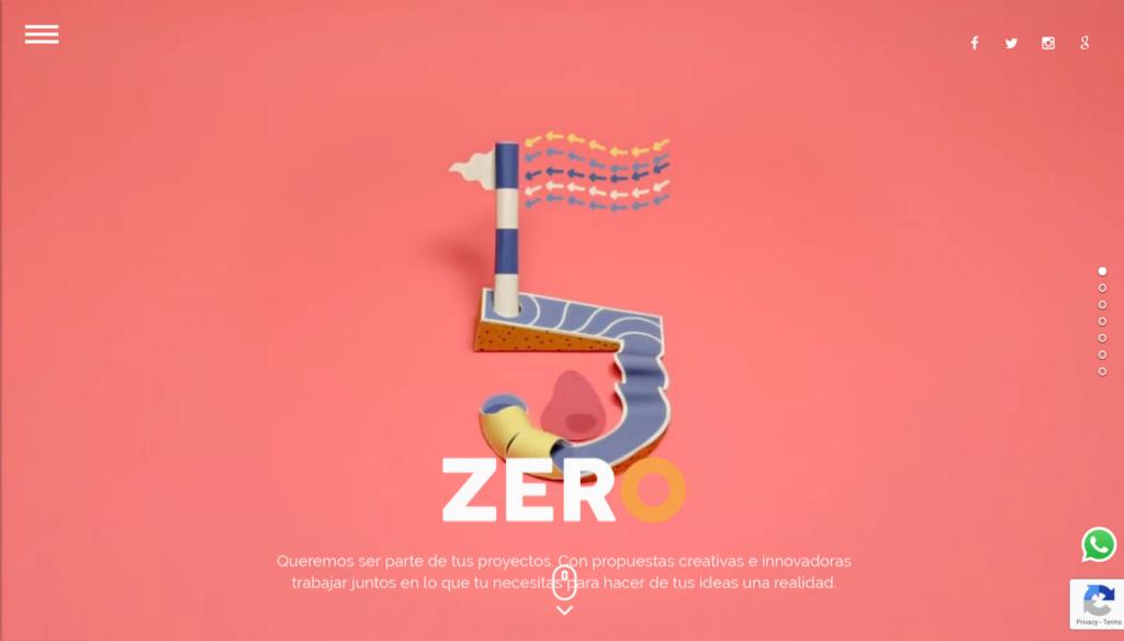 las mejores agencias de diseño web de Colombia-agenciazero