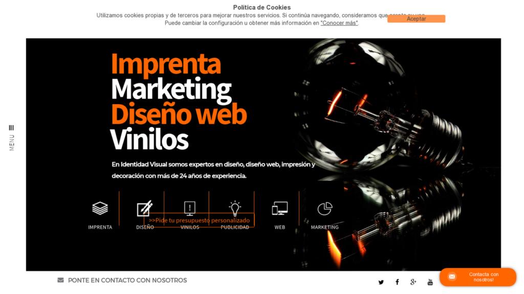 las mejores agencias de diseño web de Colombia-identidadvisual
