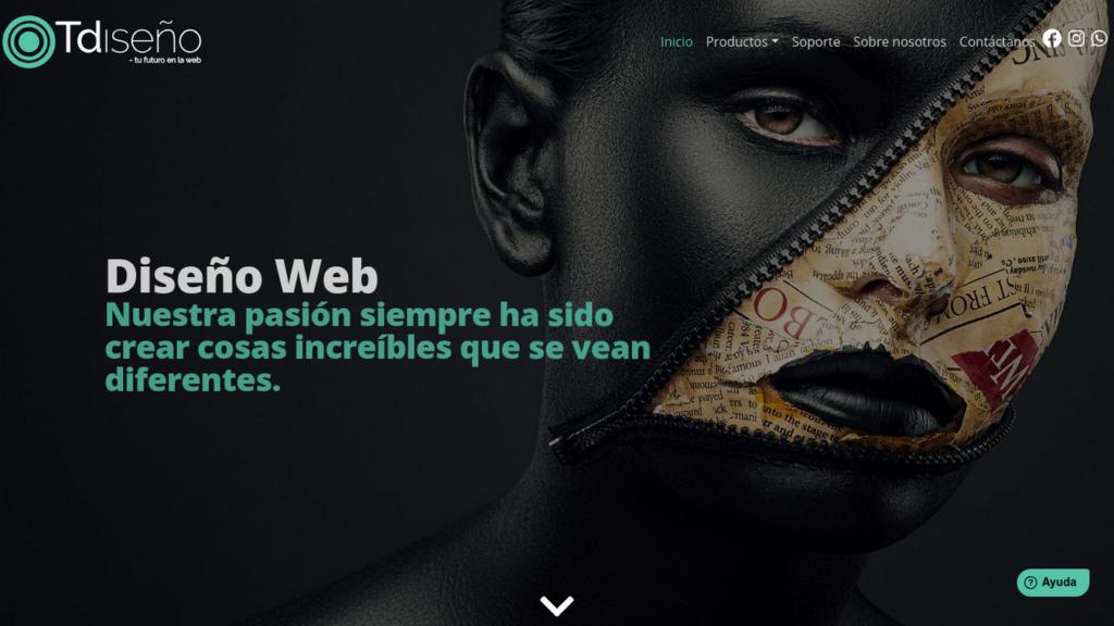 las mejores agencias de diseño web de Colombia-tdisenoweb
