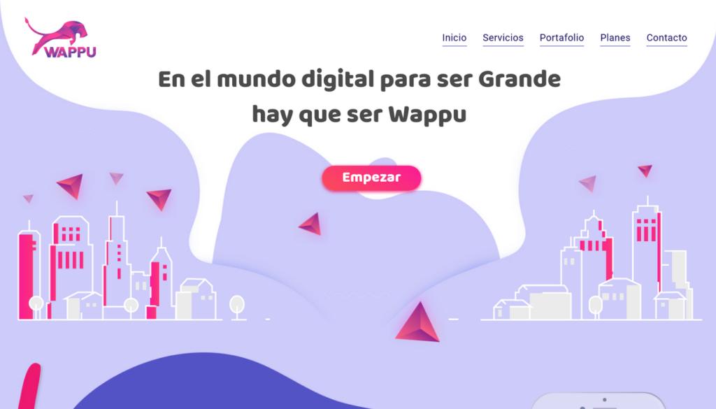 las mejores agencias de diseño web de Colombia-wappu