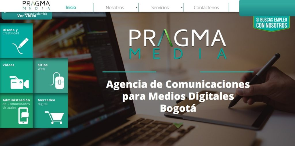 las mejores agencias de marketing online de Colombia-Pragma