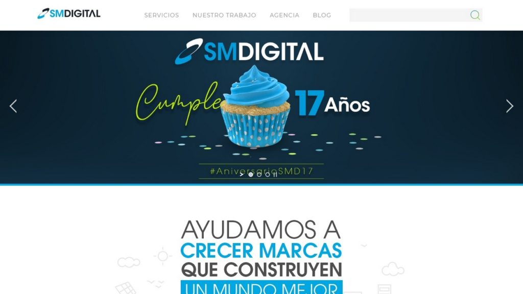 las mejores agencias de marketing online de Colombia-Sm digital