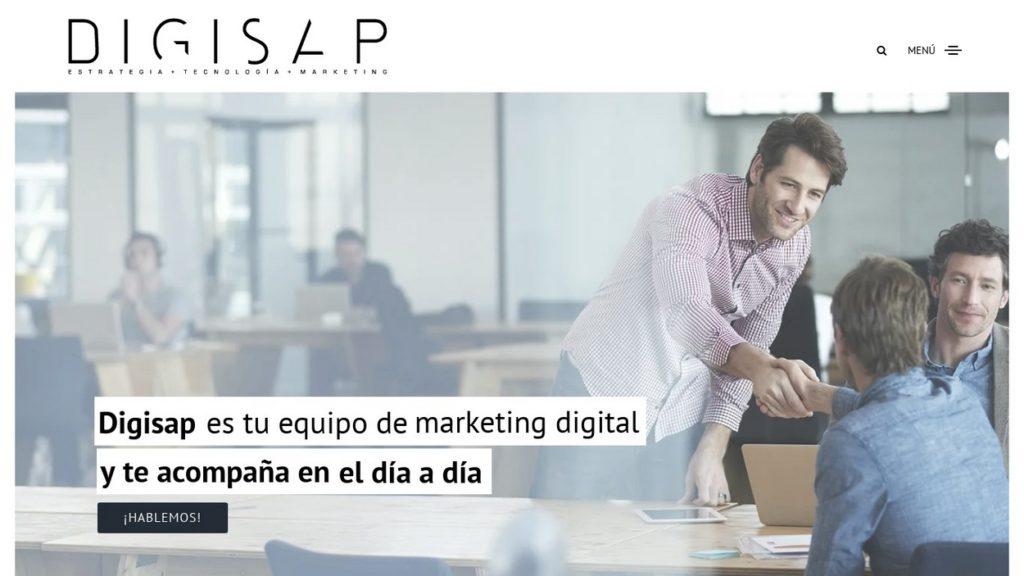 las mejores agencias de marketing online de Colombia-digisap