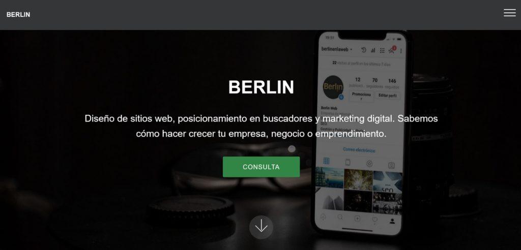 mejores agencias de posicionamiento SEO en Argentina-berlinweb