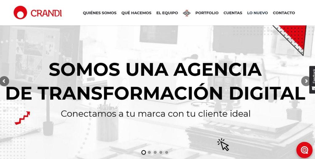 mejores agencias de posicionamiento SEO en Argentina-crandi