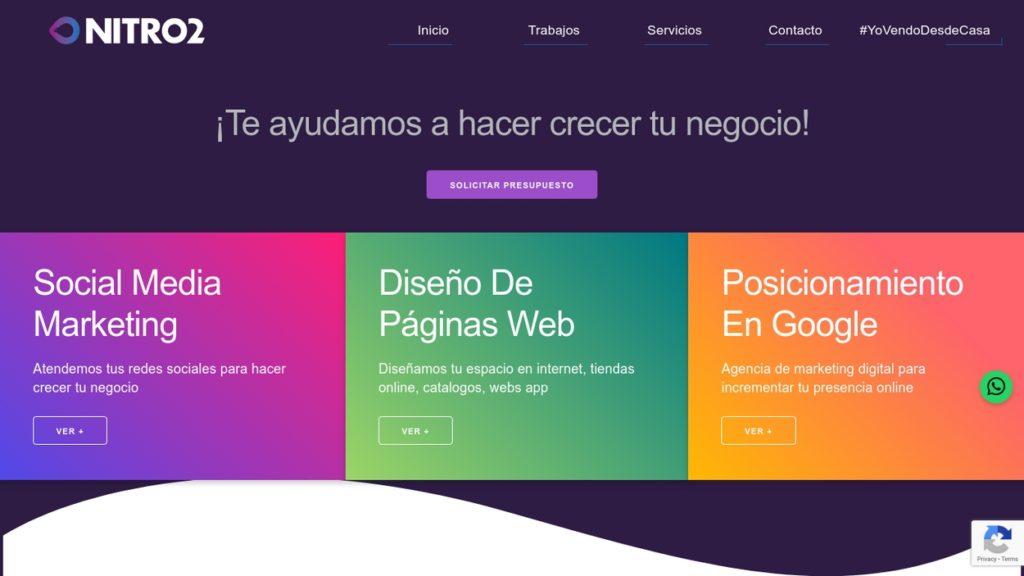 las mejores agencias de diseño web de Argentina-nitro2