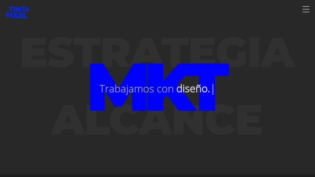 las mejores agencias de diseño web de Argentina-tintapixel