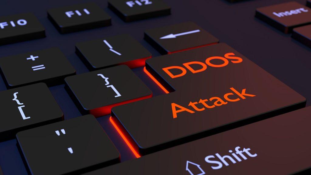como evitar ataques DDoS