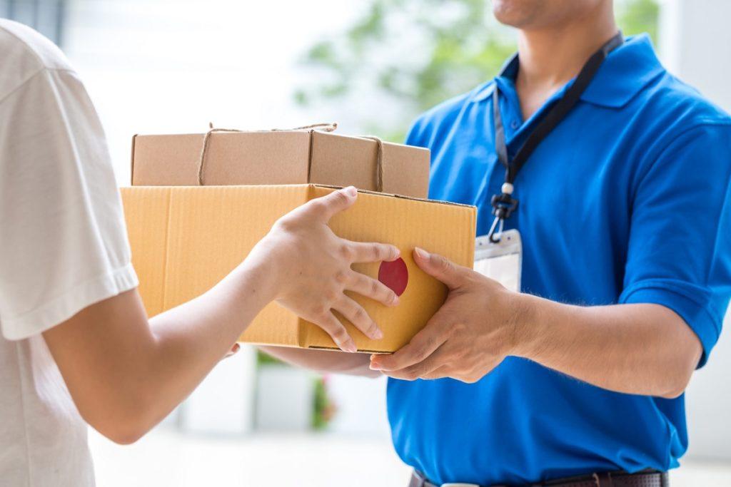 gestión de la última milla paquete