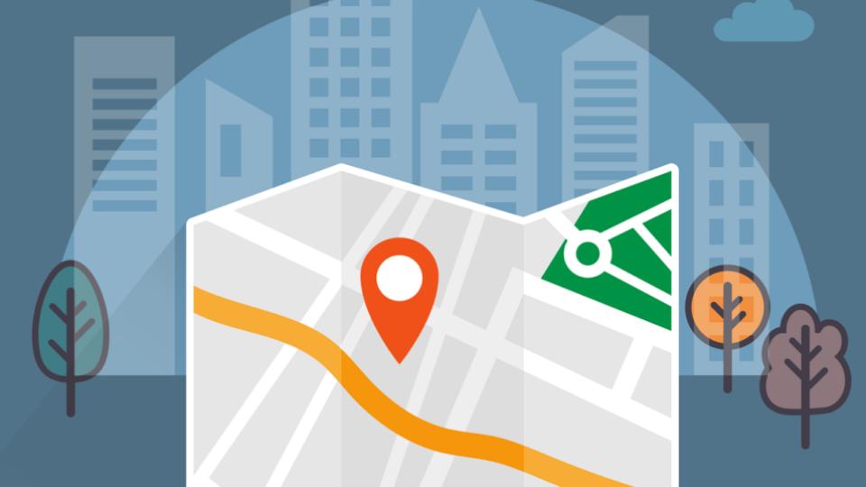 cómo subir posiciones en Google Maps ilustración