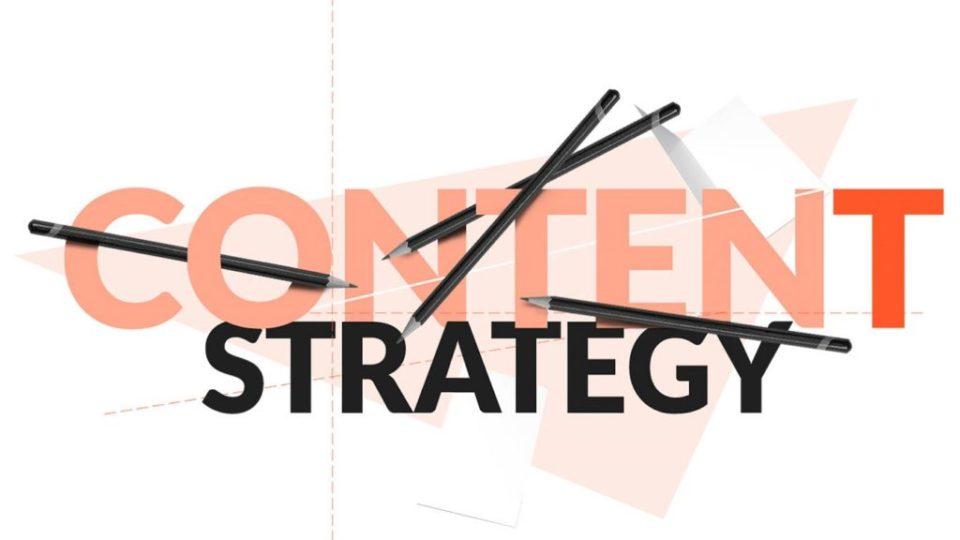 cómo hacer una estrategia de contenidos