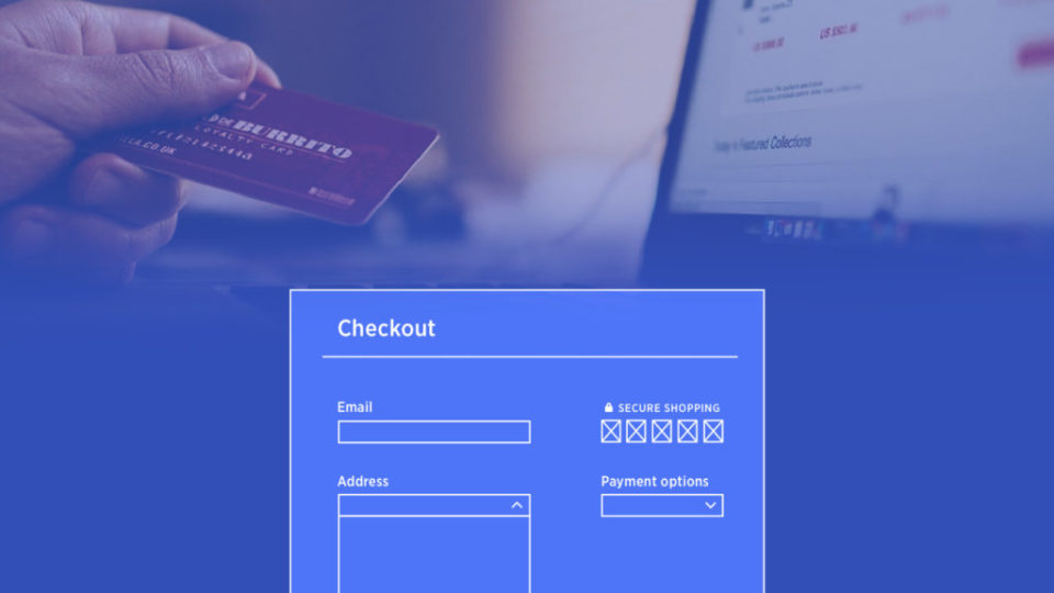 checkout de tienda online