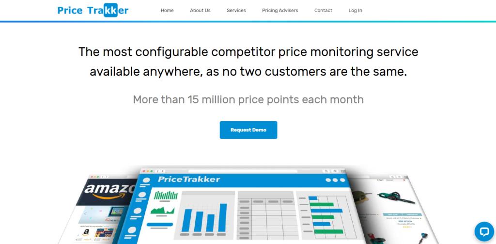 monitorizar precios de competencia-Price Trakker
