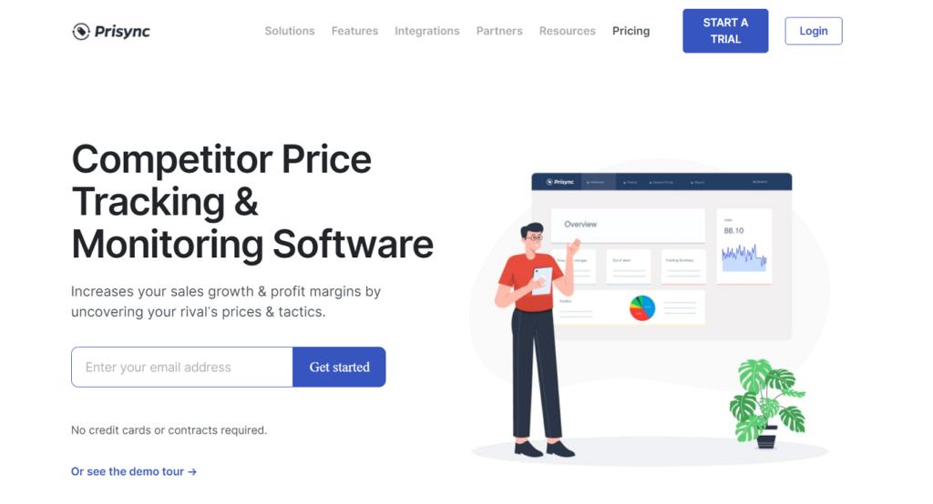 monitorizar precios de competencia-Prisync