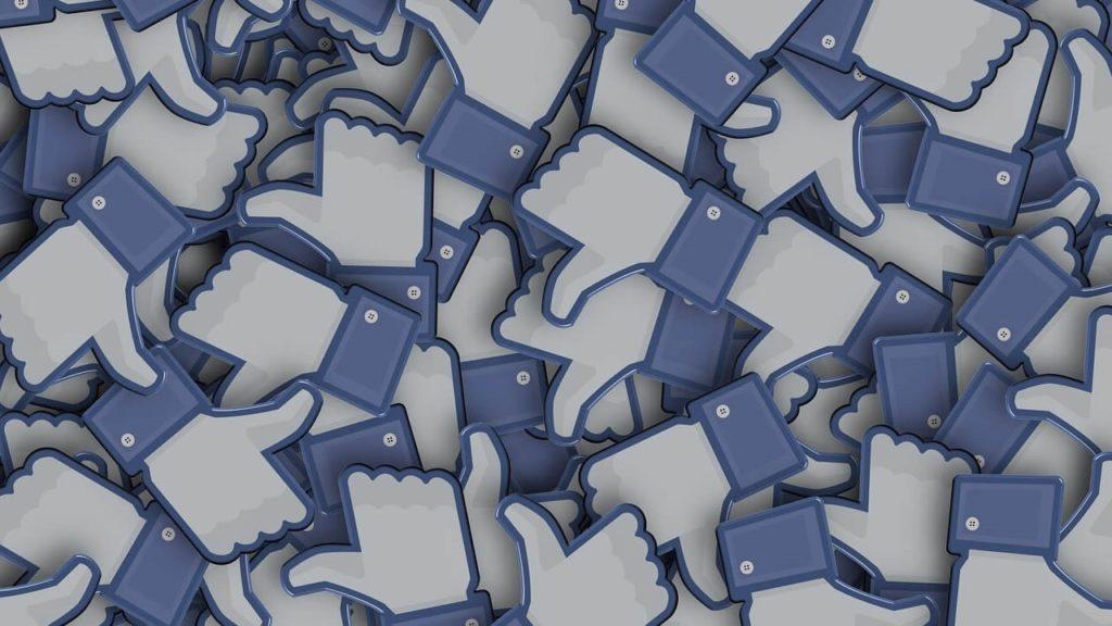 métricas de Facebook comentarios negativos