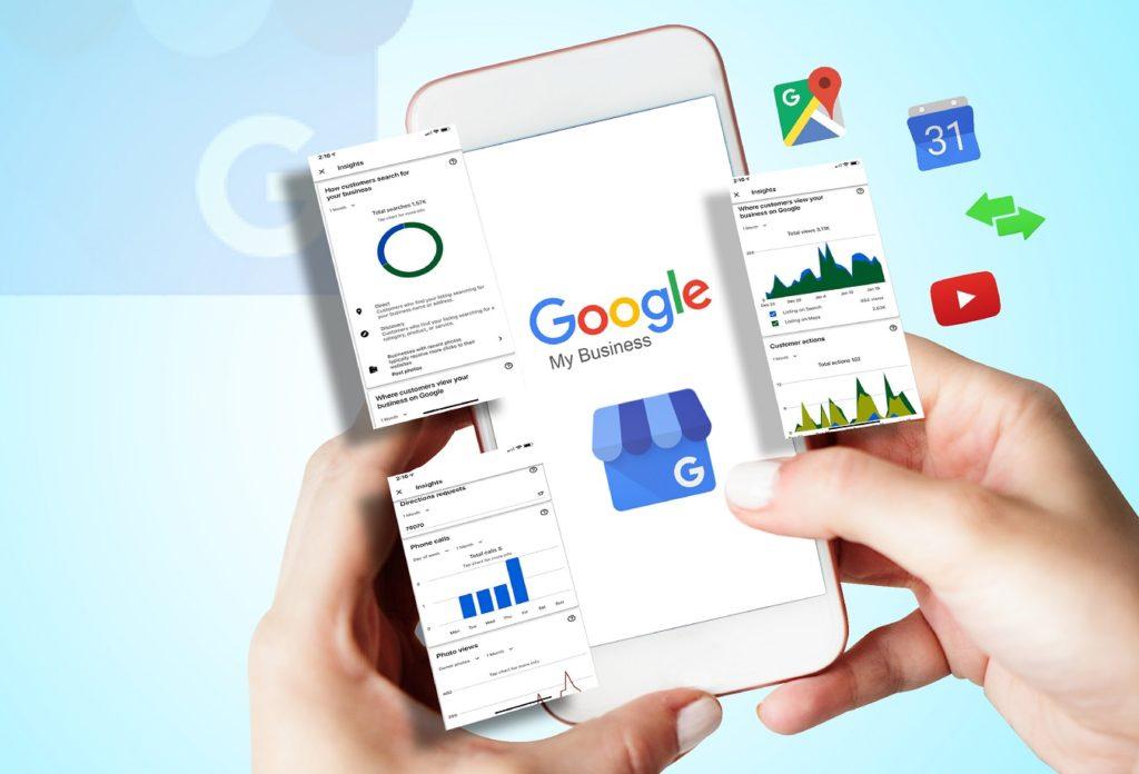 tendencias SEO de 2020 Google My Business